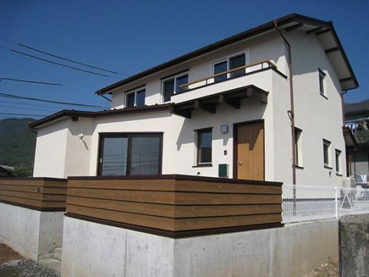 上田市Y邸