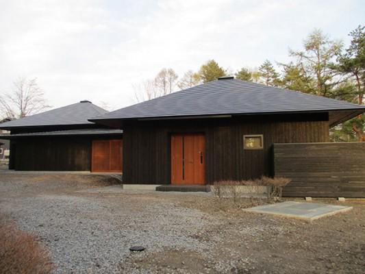軽井沢W邸-1